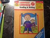 Everyday Literacy Reading and Writing grade 1