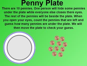 Everyday Math 1st Grade 2.8 Pennies