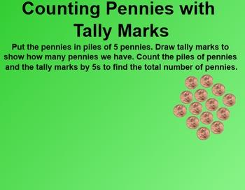 Everyday Math EDM 1st Grade 2.9 Nickels