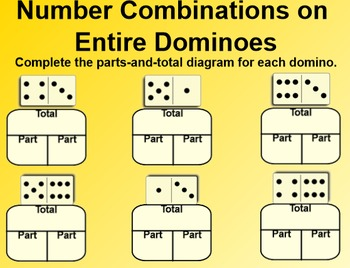Everyday Math 1st Grade 3.14 Domino Addition
