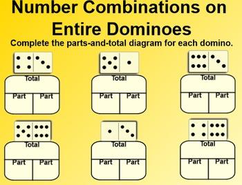 Everyday Math 1st Grade 3.14 Domino Addition