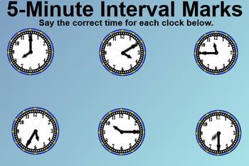 Everyday Math 1st Grade 6.10 Digital Clocks