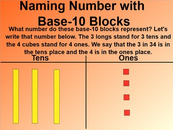 Everyday Math 1st Grade5.1 Place Value: Tens and Ones
