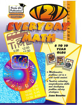 Everyday Math 2: 12 - Problem Solving - Units of Time