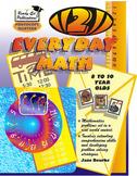 Everyday Math 2: 3 - Problem Solving - Number Problems