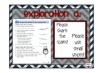 Everyday Math 2nd Grade Lesson 2.8 Explorations