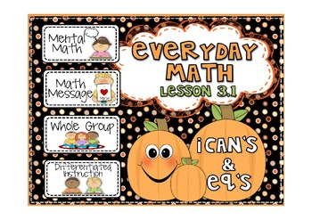 Everyday Math 2nd Grade Lesson 3.1 Numeration and Place Value