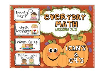 Everyday Math 2nd Grade Lesson 3.2 Using Coins to Buy Things