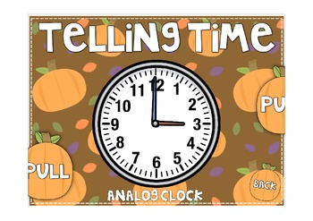 Everyday Math 2nd Grade Lesson 3.3 Telling Time