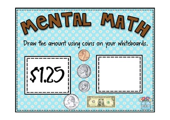 Everyday Math 2nd Grade Promethean Lesson 10.5 Estimate and Finding Exact Cost