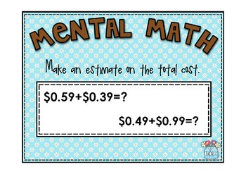 Everyday Math 2nd Grade Promethean Lesson 10.6 Making Change