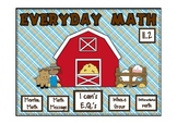 Everyday Math 2nd Grade Promethean Lesson 11.2 Subtraction Number Stories with $