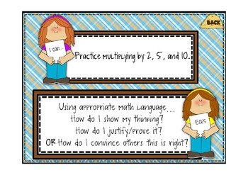 Everyday Math 2nd Grade Promethean Lesson 11.6 Multiplication Facts