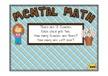 Everyday Math 2nd Grade Promethean Lesson 11.7 Product Tables
