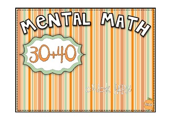 Everyday Math 2nd Grade Promethean Lesson 4.9 The Partial Sum Algorithim