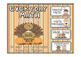 Everyday Math 2nd Grade Promethean Lesson 4.9 The Partial
