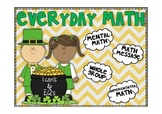 Everyday Math 2nd Grade Promethean Lesson 9.1 Meters and Yards
