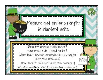 Everyday Math 2nd Grade Promethean Lesson 9.4 Perimeter
