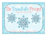 Everyday Math 2nd Grade Promethean Lesson: Project 2 {The Snowflake Project}