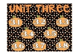 Everyday Math 2nd Grade Unit 3 Pack