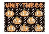 Everyday Math 2nd Grade Unit 3 Pack