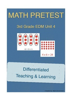 Everyday Math 3rd Grade Unit 4 Pretest