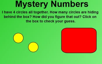 Everyday Math 4 Common Core Edition Kindergarten 2.13 More Number Stories