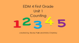 Everyday Math 4, Common Core, Unit 1 First Grade Interacti