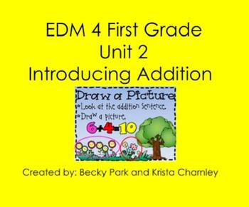 Everyday Math 4, Common Core, Unit 2 First Grade Interactive Lesson