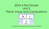 Everyday Math 4, Common Core, Unit 5 First Grade Interacti