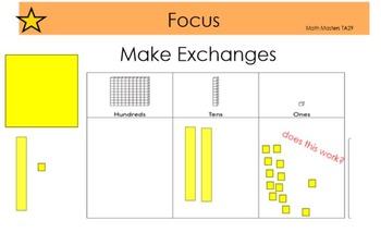 Everyday Math 4, Common Core, Unit 6 First Grade Interactive Lesson