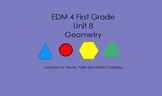 Everyday Math 4, Common Core, Unit 8 First Grade Interacti