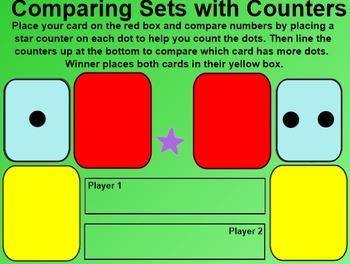 Everyday Math 4 EDM4 Common Core Edition Kindergarten 2.2 Top It Dot Cards