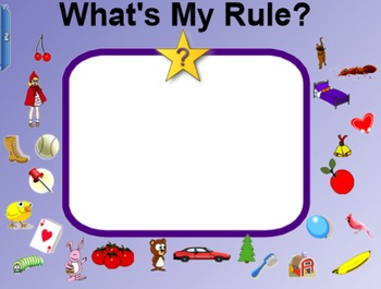 Everyday Math 4 EDM4 Common Core Edition Kindergarten 6.6 What's My Rule Fishing