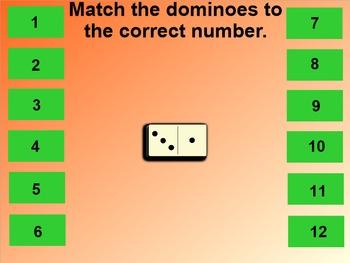 Everyday Math 4 EDM4 Common Core Edition Kindergarten 7.2 Domino Addition