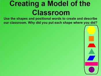 Everyday Math 4 EDM4 Common Core Edition Kindergarten 9.7 Making Classroom Maps