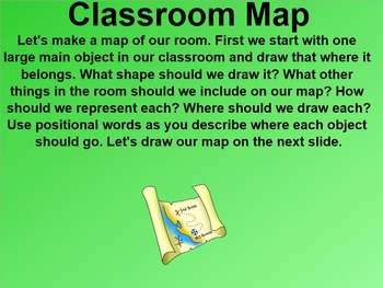 Everyday Math 4 EDM4 Common Core Edition Kindergarten 9.7 Making Classroom Maps