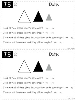 Everyday Math 4 (EM4) - Unit 7 ACI Booklet for First Grade!