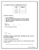 Everyday Math 4 - Grade 3 - Unit 5 - Review Packet