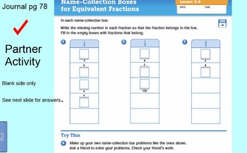 Everyday Math 4 Grade 4 Ch 3 Lesson 4