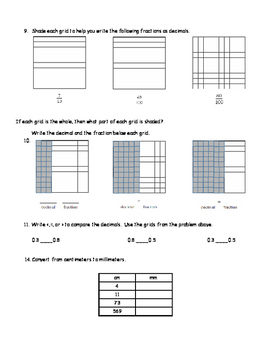 Everyday Math 4, Grade 4, Chapter 3 BUNDLE