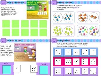 Everyday Math 4 Kindergarten Section 2