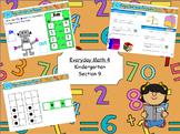 Everyday Math 4 Kindergarten Section 9