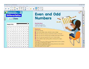Everyday Math 4 SMARTBoard Lessons EDM4 Unit 4