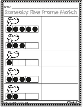 Everyday Math 4 Section Two {Kindergarten} EDM4 Common Core Edition