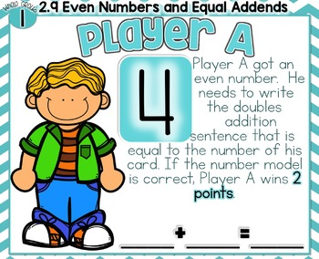 Everyday Math 4  Unit 2  English  Grade 2  Smartboard, Powerpoint, Worksheets