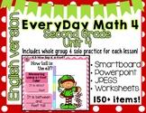 Everyday Math 4| Unit 4| English| Grade 2| Smartboard, Pow