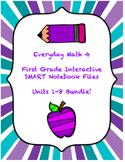 Everyday Math 4 Units 1-8 Bundle (First Grade)