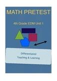 Everyday Math 4th Grade Unit 1 Pretest