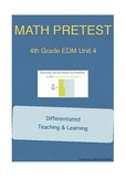 Everyday Math 4th Grade Unit 4 Pretest